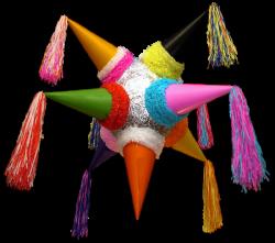день рождения ребенка 2 года. пиньята