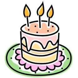день рождения 3 4 года